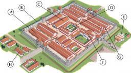 A Roman Fort Minecraft