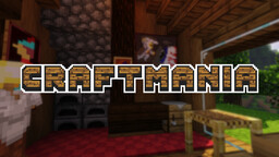 CraftMania 1.16 - 1.13 Minecraft Texture Pack