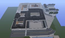 City of Helsinki Minecraft Map & Project