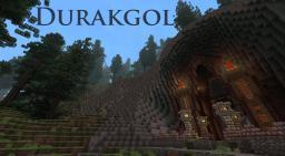 Dwarven City Of Durakgol Minecraft Map & Project
