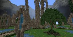MedevialCrafts Server Spawn Minecraft Map & Project