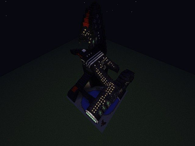 Darco arcology simcity 2000 minecraft project the darco at night voltagebd Images