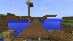 The old ship Minecraft Project