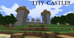 Da castle! Minecraft Map & Project