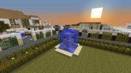 Minecraft Modern Village Minecraft Map & Project