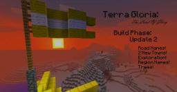 Terra Gloria - Minecraft Super-Build