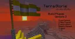 Terra Gloria - Minecraft Super-Build Minecraft Project