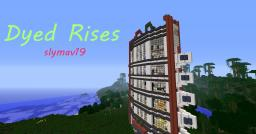 Dyed Rises Minecraft Map & Project