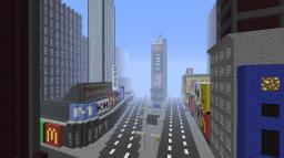NewYork City Minecraft Project