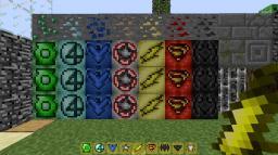 Herotastico - Texturepack for real hero's! Minecraft Texture Pack