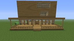 Compaq Mansion Minecraft