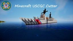 USCGC Cutter 1:1 scale replica Minecraft Map & Project