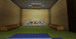 Modern House (With Driveway) (Better When Downloaded) Minecraft Map & Project
