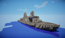 USS New York LPD-21 || 1:1 Scale