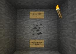 MINECRAFT WARNING!!!   [First Pop-Reel] Minecraft Blog Post
