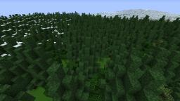 Custm terrain Minecraft Map & Project