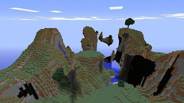 Been so long since Ive seen terrain generation like that