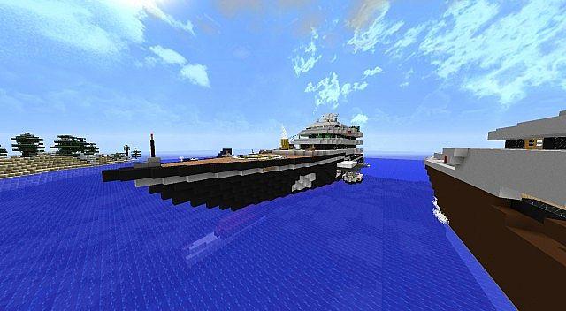 The Black Star Minecraft Project