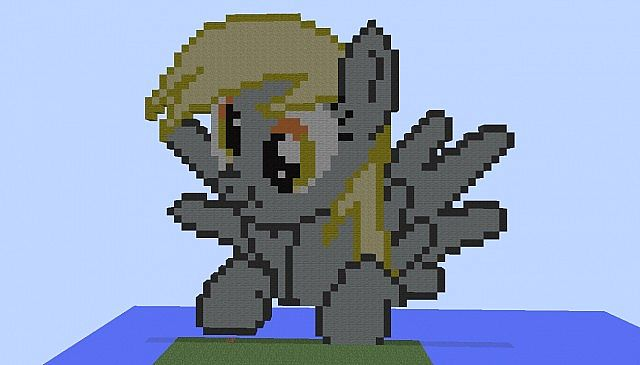 Derpy by thedoor99! Congratulations on your beautiful artwork!