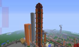 Johnnerscraft city Minecraft Project