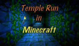 Temple Run in Minecraft - Updated!! Minecraft Project