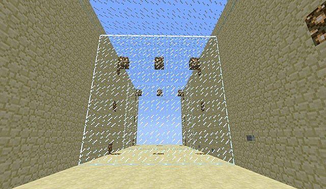 how to make a double piston door in minecraft