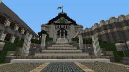 Royal Ecclesiastic City of Anacostia Minecraft Map & Project