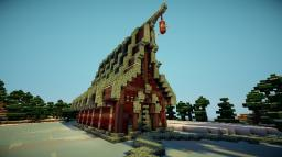 Medieval House Schematic Minecraft Map & Project