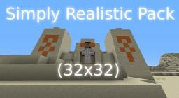 Simply Realistic Pack Minecraft Texture Pack