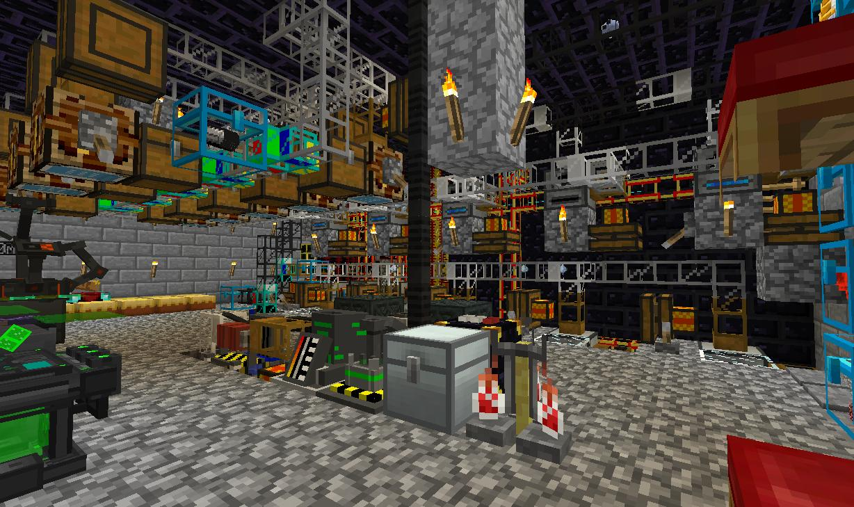 how to make a big dig server