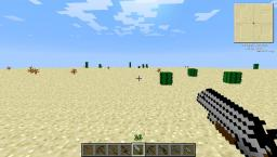 FLANS MOD EXTENSION PACK!!! Strikers op guns! Minecraft Mod