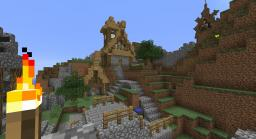 Random Small Oak House Minecraft Map & Project