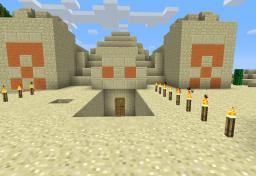 A Minecraft Adventure Minecraft Project
