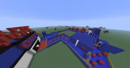 Wipeout! Minecraft Map & Project