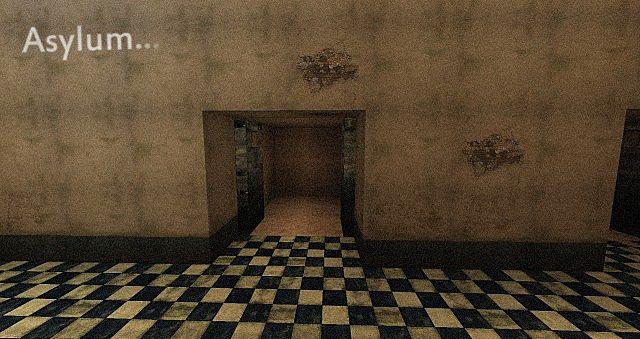 Asylum Neuropathic Room