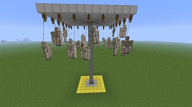 Hanged iron golems minecraft project - Minecraft golem de diamant ...