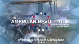 American Revolution 2.1 - [32x] [1.6.2] Minecraft Texture Pack