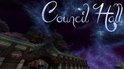 Council Chambers Minecraft Map & Project