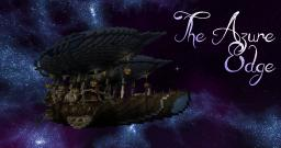 The Azure Edge Airship- Mark II Minecraft Map & Project