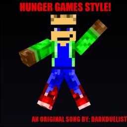 HUNGER GAMES STYLE! AN ORIGINAL SONG Minecraft Blog