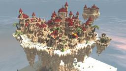 Al'Qhera [Desert City] Minecraft Map & Project