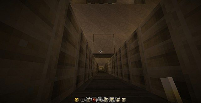 Desert Mountain Tower Minecraft Project
