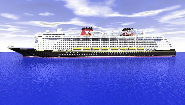 Disney Dream OLD Scale Cruise Ship Full Interior Download - Mcmagic us map download