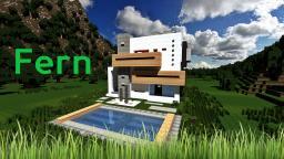 I Fern I Minimalistic build Minecraft Map & Project