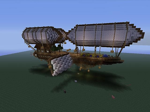 how to make a flying machine in minecraft xbox 360