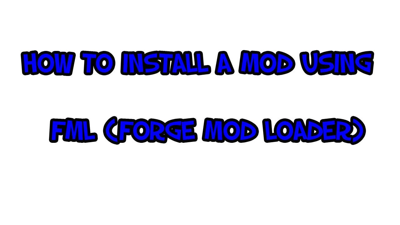 Forge Modloader Installer