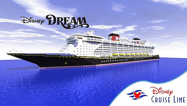 Disney Dream Old 1 1 Scale Cruise Ship Full Interior