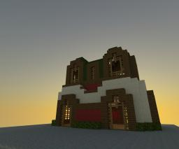 House ,  Tophu Desing Minecraft Map & Project