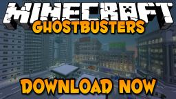 GHOSTBUSTERS Minecraft Project