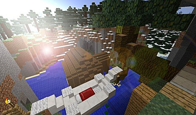 how to make a hammock in minecraft
